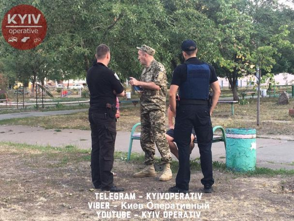ЗМІ: УКиєві п'яний полковник влаштував стрілянину