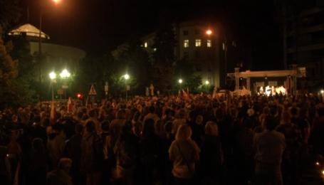 Обурені поляки протестують проти судової реформи