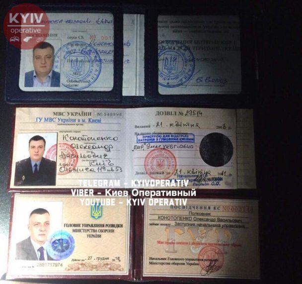 Стрілянина вКиєві: затриманий екс-співробітник ГУР звільнений щенавесні - Міноборони