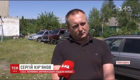 На Рівненщині від вибуху двох гранат загинуло 4 людей
