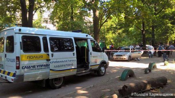 Стали известны подробности убийства таксиста вХарькове