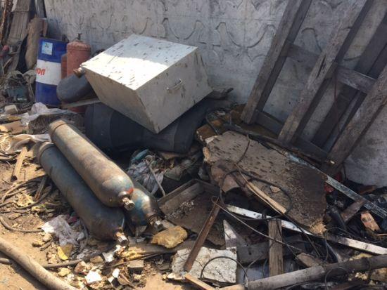 У Дніпрі прогримів вибух біля пункту прийому металобрухту, постраждали рятувальники