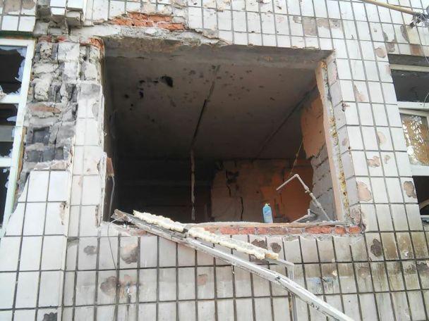 Трое пограничников получили контузию в результате обстрела боевиков по Павлополю