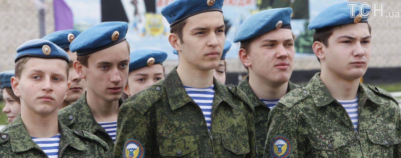 На Донбасі більше важкої техніки РФ, ніж на озброєнні у Великої  Британії - МВС