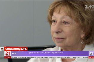 Лия Ахеджакова посетила одесский кинофестиваль и познакомилась с Ларисой Кадочниковой