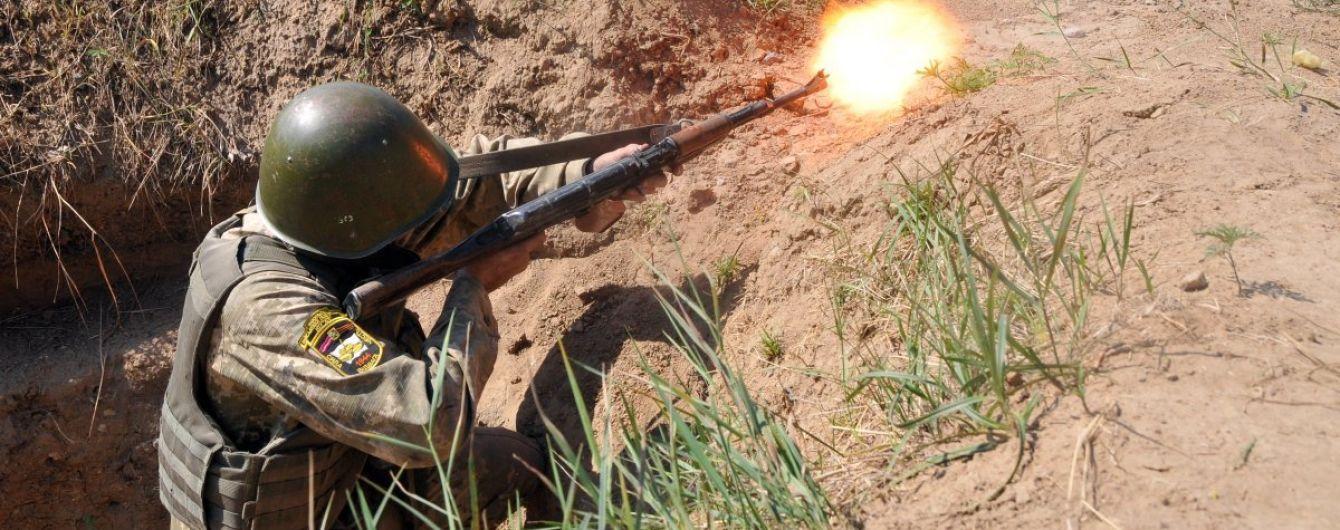 Раненый украинский военный и активизация боевиков. Дайджест АТО