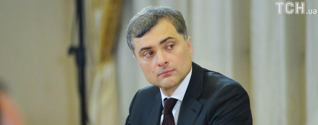 Волкер признался, что с удовольствием сотрудничал бы дальше с Сурковым