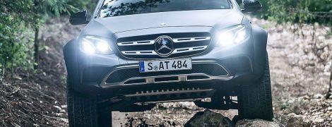Инженеры Mercedes-Benz создали уникальный внедорожный универсал E-Class