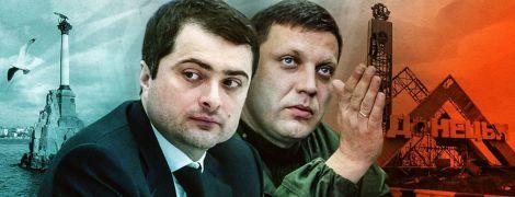 Сурков сдает Донбасс. А Крым?