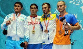 Украинцы завоевали уже 13 медалей Дефлимпиады