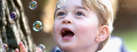 Принцу Джорджу исполнилось 4 года: милые снимки сына Кембриджей