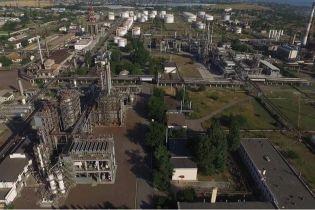 Одесский нефтеперерабатывающий завод конфискован в пользу государства