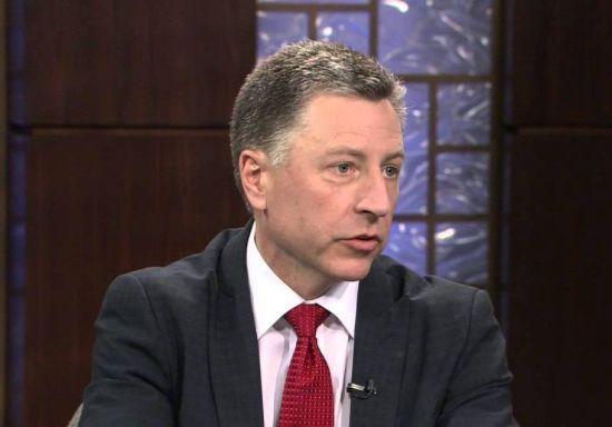 Спецпредставник США Волкер вдруге за місяць відвідає Україну