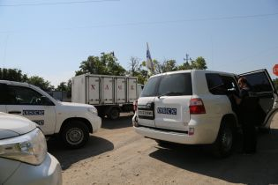Біля кордону з РФ зафіксовано рух військового транспорту, бойовики не пустили ОБСЄ до Новоазовська