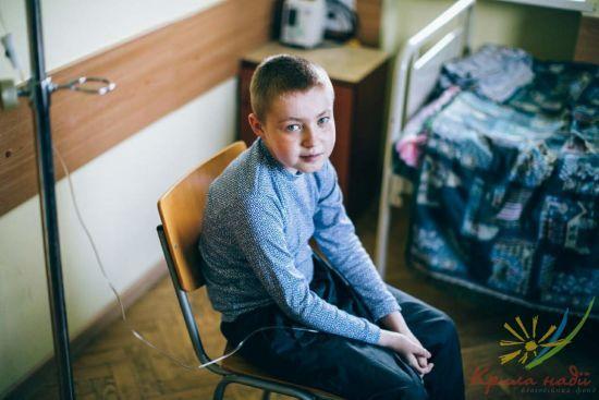 Врятуйте життя 10-річного Олега