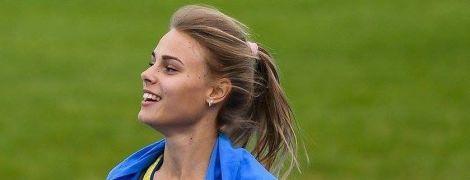 Українська стрибунка Левченко вдруге за тиждень оновила національний рекорд