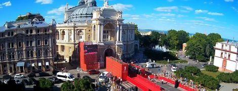 Червоний хідник і вечірка: в Одесі закривається 8-й міжнародний кінофестиваль