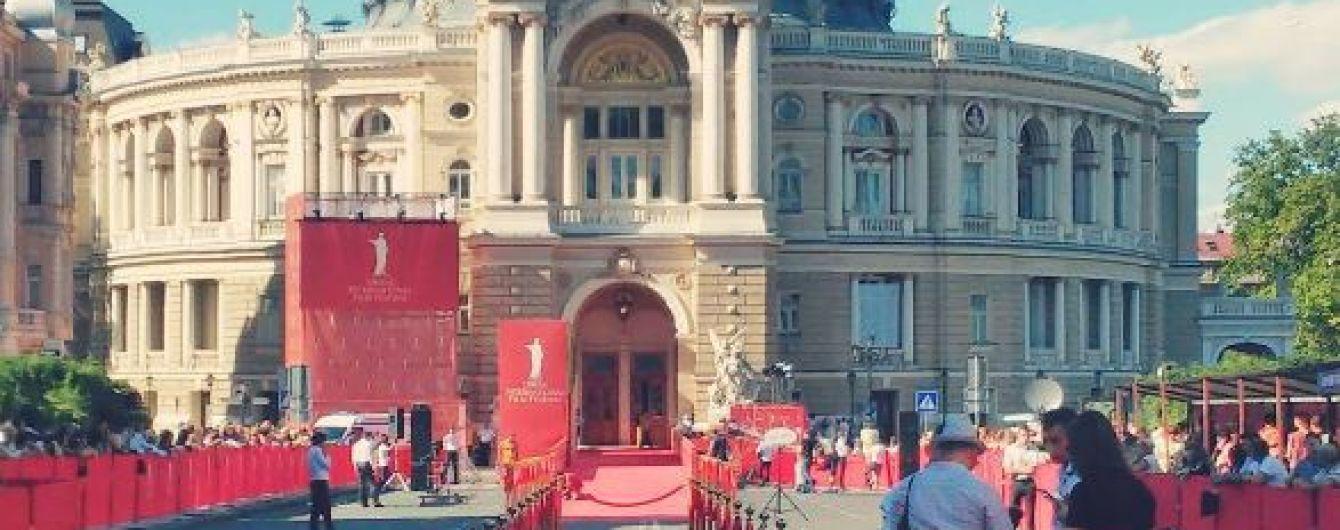 Один из фильмов Одесского кинофестиваля покажут на Потемкинской лестнице