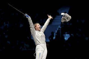 Харлан стала чемпионкой мира по фехтованию на саблях