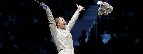 Харлан стала чемпіонкою світу з фехтування на шаблях
