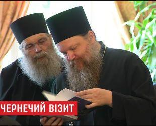 Исторический визит: украинцы получили возможность пообщаться с монахами с Афона
