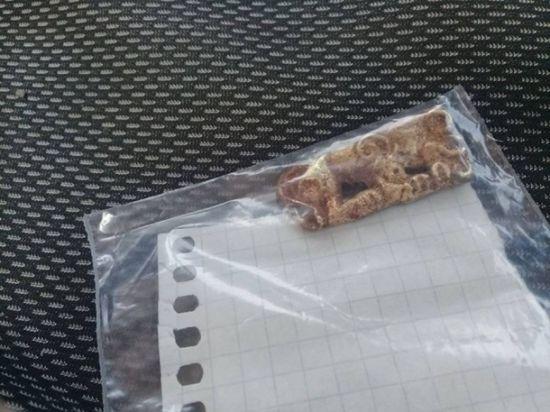 На Полтавщині археологи знайшли скіфське золото та унікальну амфору