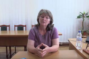 Мати російського полоненого Агєєва побувала на прийомі в АП