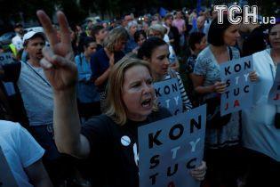 Президент Польщі Дуда ветував скандальні закони про судову реформу
