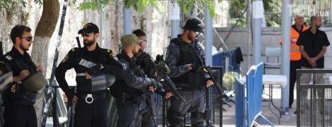 Израиль не будет ослаблять меры безопасности на Храмовой горе