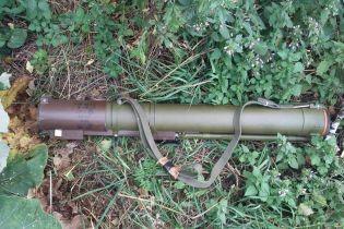 На Киевщине в заброшенном доме нашли огромный схрон боеприпасов