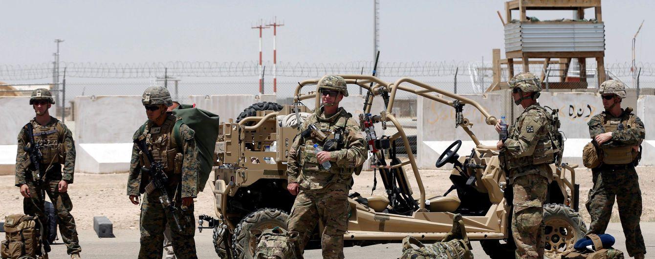В Афганистане задержали грузовик с 16 тоннами взрывчатки