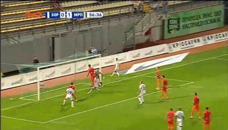 Заря - Мариуполь - 1:1. Видео-обзор матча