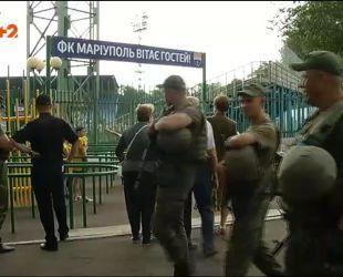 Футбол чи безпека. Динамо не хоче грати в Маріуполі