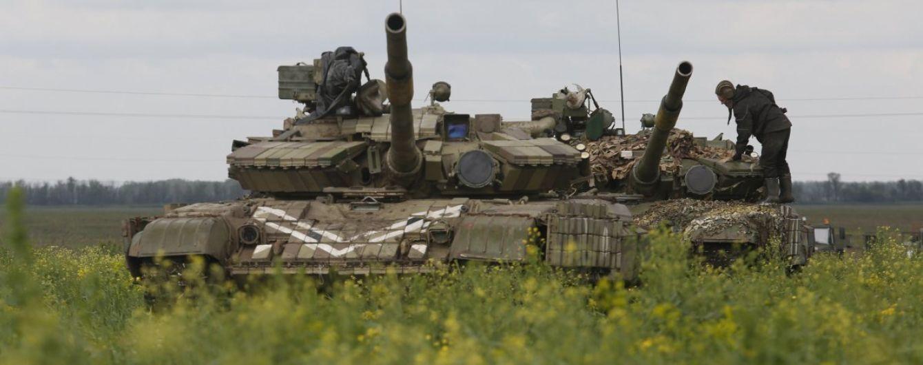 Боевики продолжают обстреливать украинских военных, но обошлось без потерь. Хроника АТО