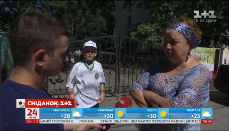 У дитячому таборі Бердянська отруїлися 246 дітей