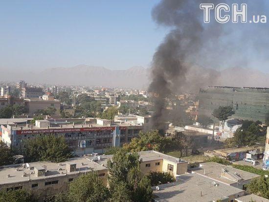 """""""Прийшов до тями – навколо мене тіла"""": очевидці теракту в Кабулі розповіли про пережите"""