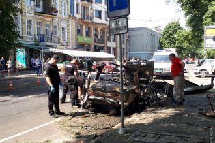 СБУ затримала організаторів теракту, які підірвали авто в центрі Одеси
