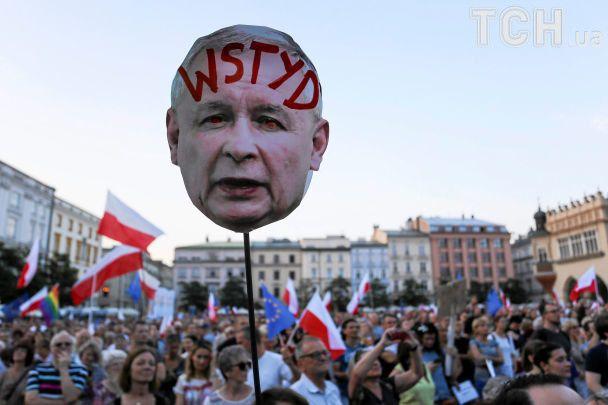 Президент Польщі накладе вето назакон про Верховний суд