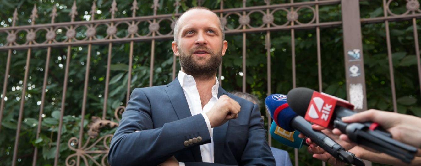 Суд назначил Полякову новый залог в более чем 600 тысяч гривен