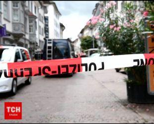 В Швейцарии мужчина с бензопилой напал на прохожих