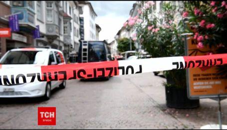 У Швейцарії чоловік з бензопилою напав на перехожих