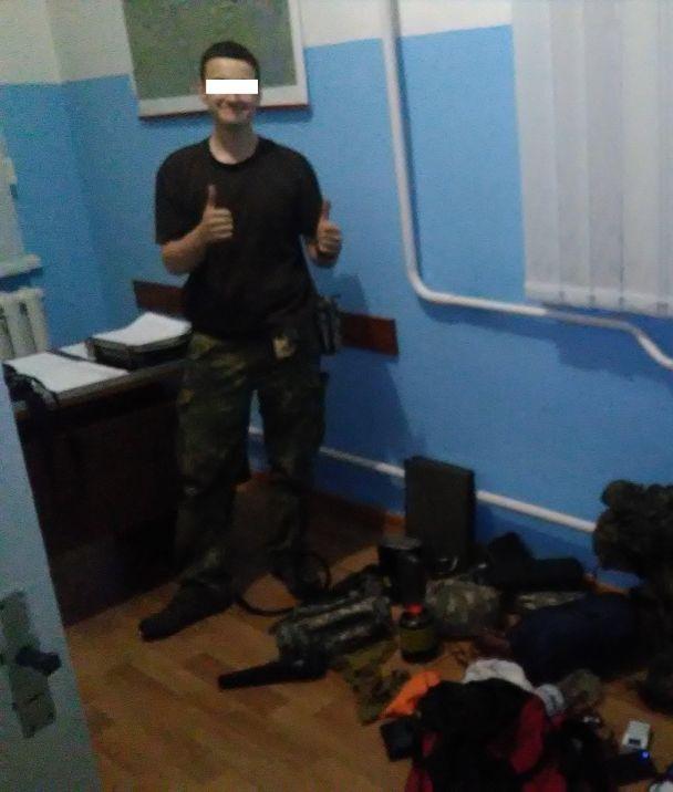 В чернобыльской зоне отчуждения задержали двух литовских сталкеров