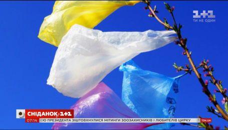 Британці практично відмовились від пластикових пакетів