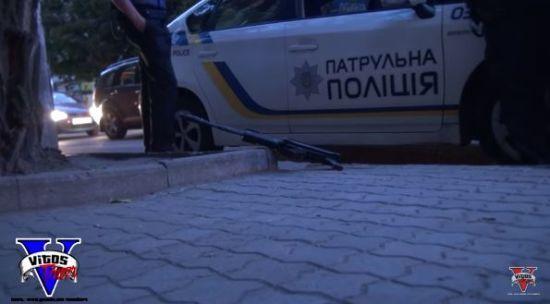 У Мережі оприлюднили радіоперехоплення розмови патрульних та відео стрілянини у Дніпрі