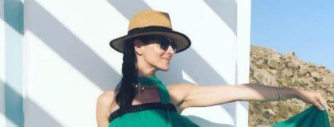 Опять на отдыхе: Маша Ефросинина показала красивый летний образ