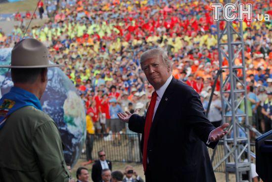 Трамп замислив усунути керівників розслідування про його зв'язки із РФ - ЗМІ