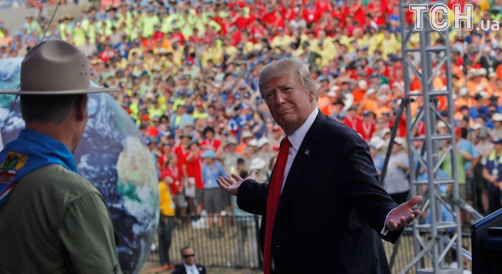 """Трамп обратился к генпрокурору на счет """"вмешательства украинцев"""" в выборы в США: Где же расследование"""