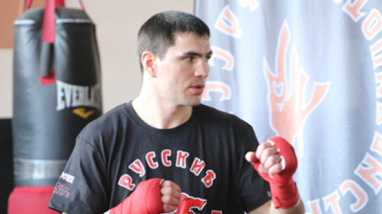 Український боксер Каштанов отримав російське громадянство