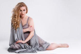 Известная модель plus-size Мацкевич покорила роскошным образом в фотосессии