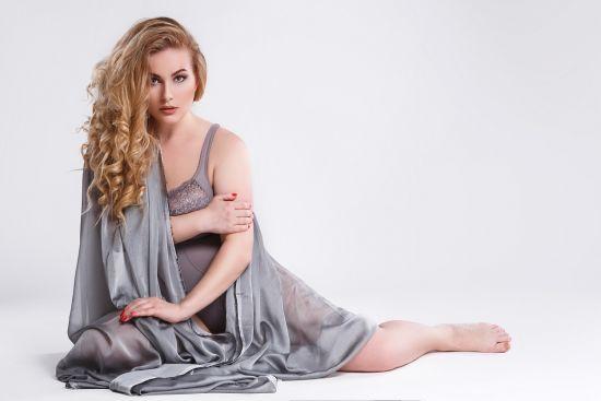 Популярна модель plus-size Тетяна Мацкевич розповіла, як їй вдалося полюбити своє тіло